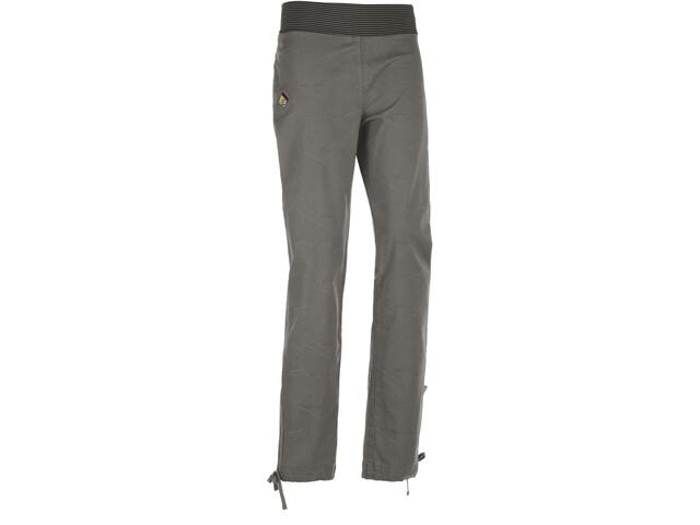 E9 Lem Pantalon Femme, grey